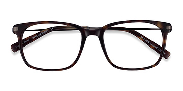 Tortoise Motion -  Acetate Eyeglasses