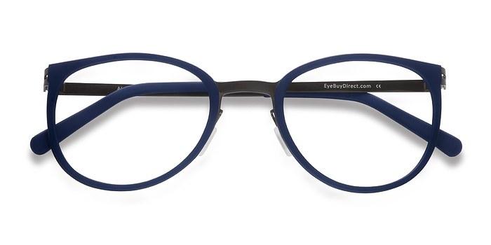 Navy Alpha -  Acetate Eyeglasses
