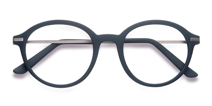 Juno Matte Green Metal Eyeglasses EyeBuyDirect
