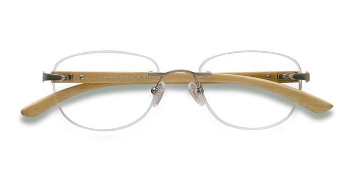 Silver Yellow Potential -  Lightweight Eyeglasses