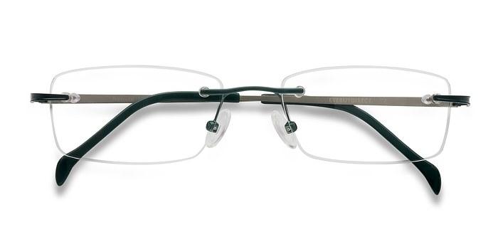 Green Howard -  Lightweight Metal Eyeglasses