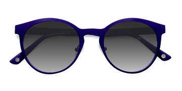 Blue Copenhagen -  Vintage Metal Sunglasses