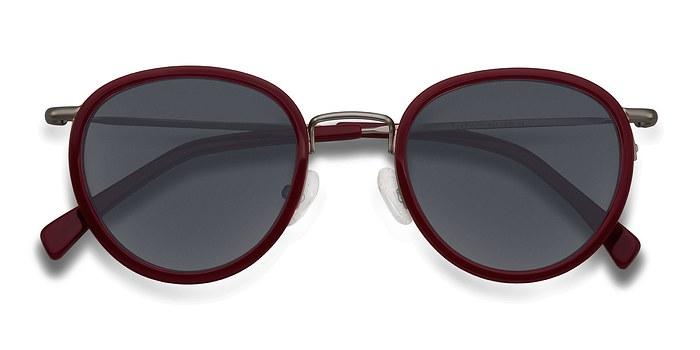 Red Siena -  Acetate Sunglasses