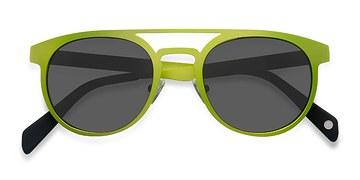 Green Playground -  Metal Sunglasses