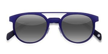 Blue Playground -  Metal Sunglasses