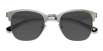 Gunmetal Veil -  Metal Sunglasses