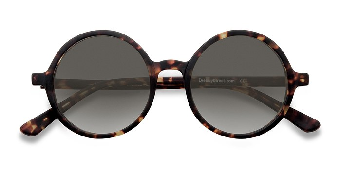 Brown/Tortoise Alena -  Acetate Sunglasses