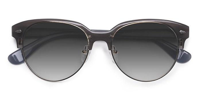 Gray Carven -  Plastic Sunglasses