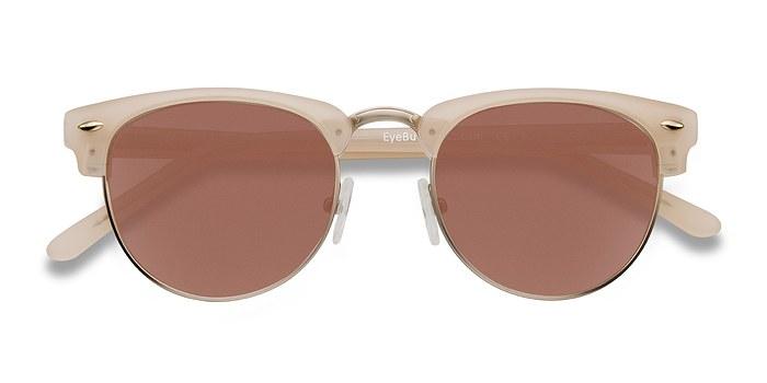 Matte Beige The Hamptons -  Acetate Sunglasses