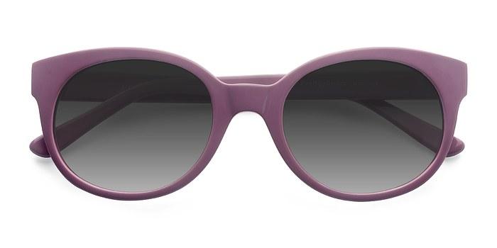 Purple Matilda -  Vintage Acetate Sunglasses