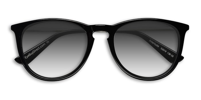 Black  Interlude -  Acetate Sunglasses