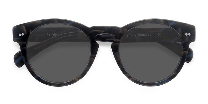 Floral Penelope -  Vintage Acetate Sunglasses