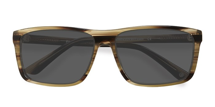 Brown Perth -  Acetate Sunglasses