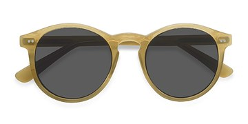 Yellow Decadent -  Acetate Sunglasses