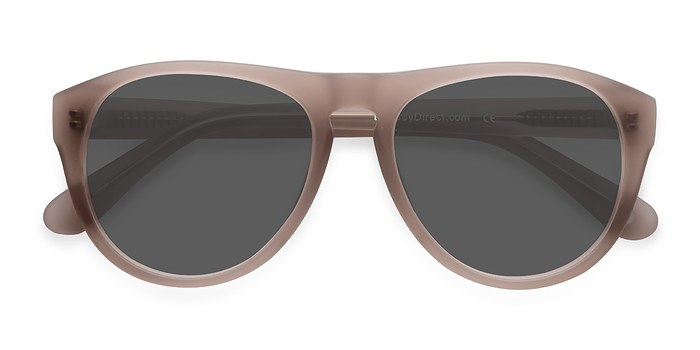 Matte Brown Catalonia -  Acetate Sunglasses