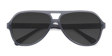 Gray Americana -  Acetate Sunglasses
