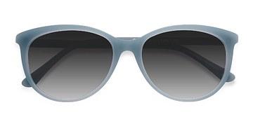 Bleu Calypso -  Vintage Plastique Solaires