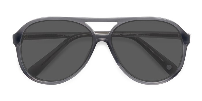 Gray Jakarta -  Acetate Sunglasses