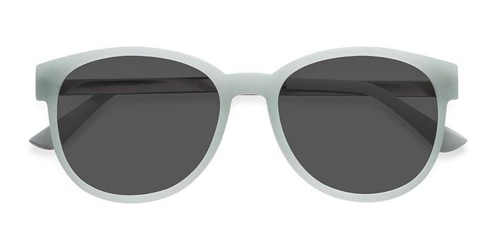 Light Green Terracotta -  Metal Sunglasses