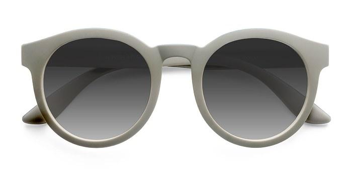 Pistachio Oasis -  Plastic Sunglasses