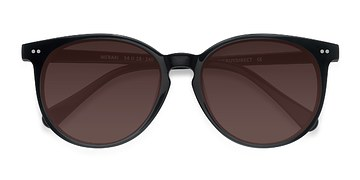 Black Meraki -  Acetate Sunglasses
