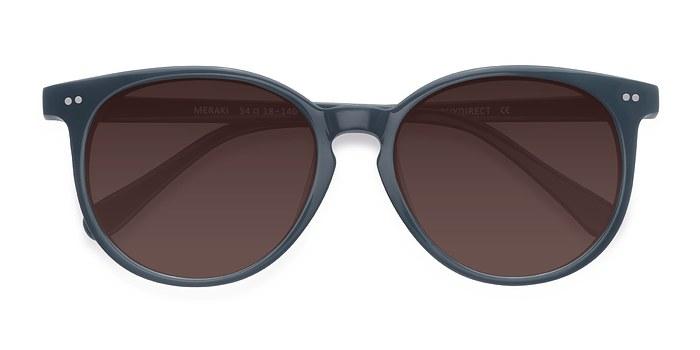 Gray Meraki -  Acetate Sunglasses