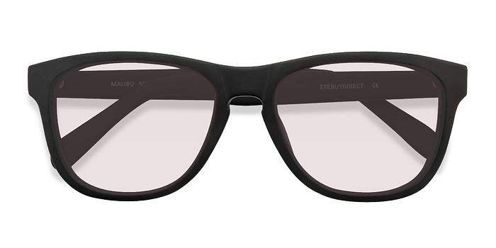 Matte Black Malibu -  Acetate Sunglasses