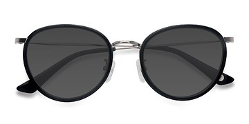 Black Reves -  Acetate Sunglasses