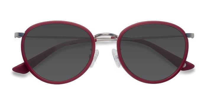 Red Reves -  Acetate Sunglasses