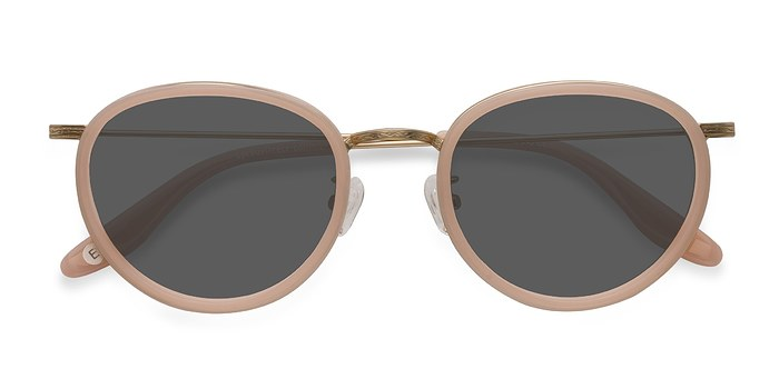 PInk Sun Tea -  Acetate Sunglasses