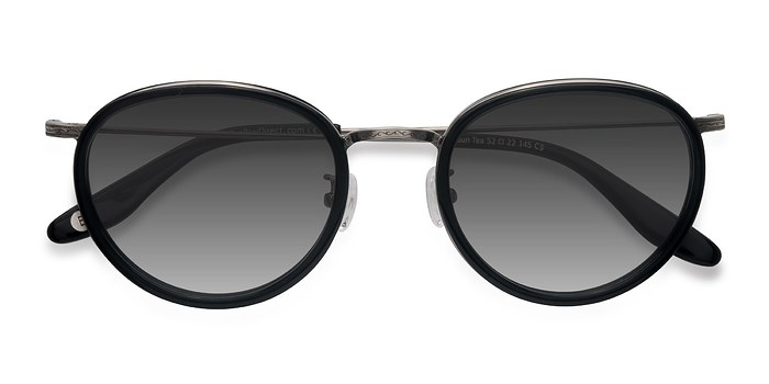 Black Sun Tea -  Acetate Sunglasses