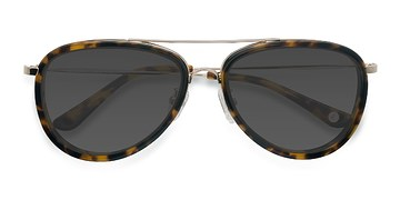Tortoise Duke -  Acetate Sunglasses