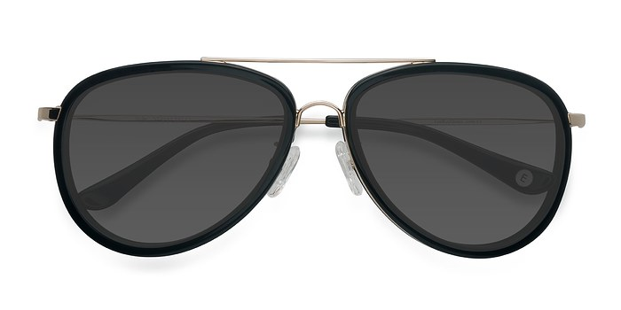 Black Duke -  Acetate Sunglasses