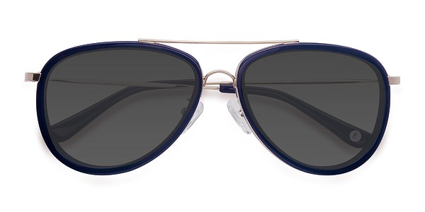 Duke prescription sunglasses (Blue)