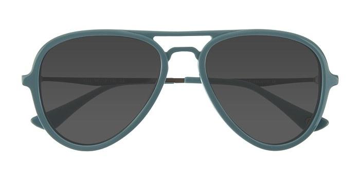 Light Blue  Riot -  Acetate Sunglasses