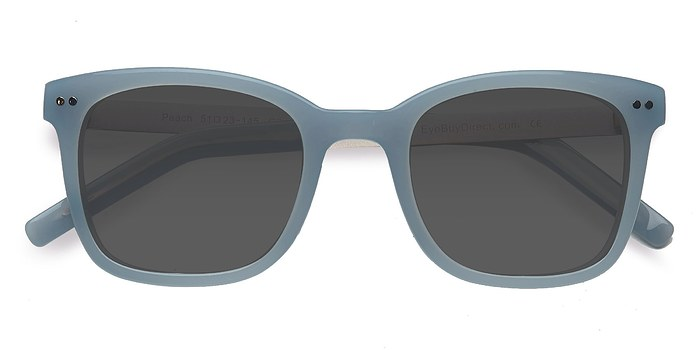 Blue Peach -  Acetate Sunglasses