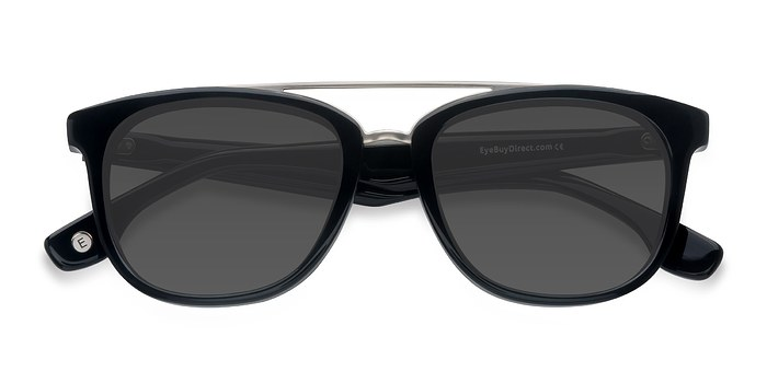 Black Crown -  Acetate Sunglasses