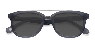 Gray Crown -  Acetate Sunglasses