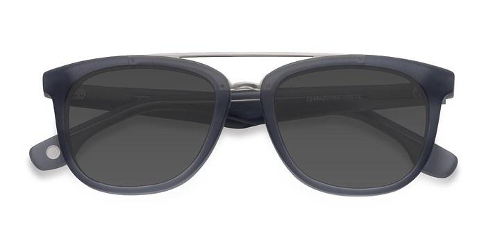 Gray Crown -  Acetate Sunglasses