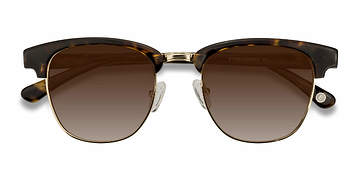 Ecaille Somebody New -  Vintage Acétate Solaires