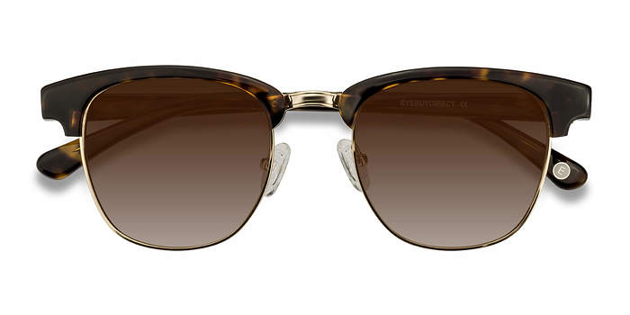 Tortoise Somebody New -  Vintage Acetate Sunglasses