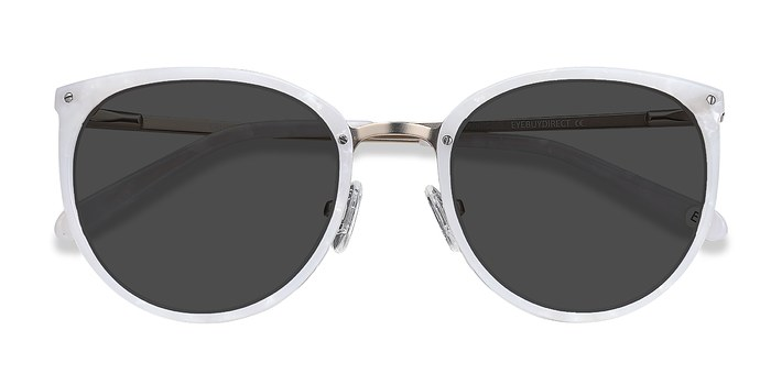 Ivory Crush -  Acetate Sunglasses