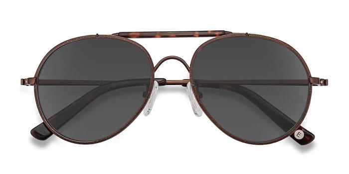 Brown Nairobi -  Acetate Sunglasses