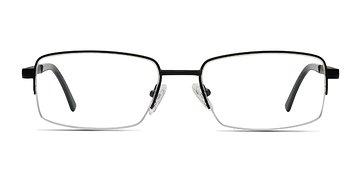 Black Axis -  Metal Eyeglasses