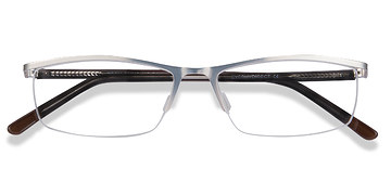 Silver Boon -  Metal Eyeglasses