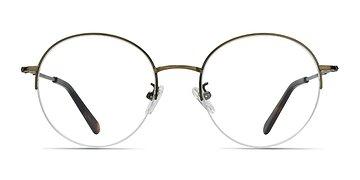 Bronze Albee -  Metal Eyeglasses