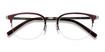 Red Axiom -  Metal Eyeglasses