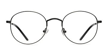 Matte Black Cupertino -  Fashion Metal Eyeglasses