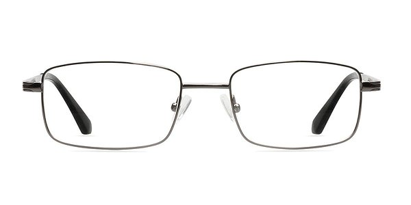 Eyeglasses Frames Philadelphia : Philadelphia Gunmetal Men Metal Eyeglasses EyeBuyDirect