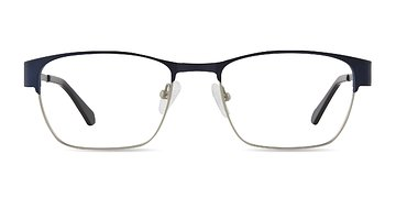 Navy Admire -  Metal Eyeglasses